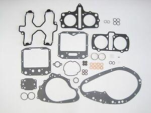 TTS Motorcycle Engine Complete Gasket Set SUZUKI GS 500 E/F 89-'08