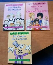 Happy Families Book Bundle x 3 Paperbacks by Allen Ahlberg from 1980's