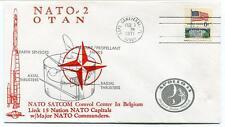 1971 NATO 2 Otan Satcom Satellite Belgium Cape Canaveral USA NASA Apollo 14
