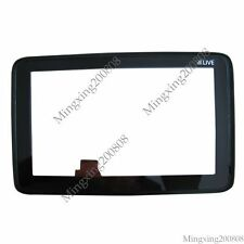 5 inch Touch Screen Digitizer Panel + Front Cover For Tom Tom TomTom Go 1005