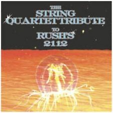 The String Quartet Tribute To Rush's 2112