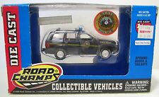 1:43 Road Champs Die Cast Jeep Grand Cherokee State Of West Virginia Police Car