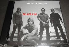 BON JOVI rare Single CD EVERYDAY + fold out poster Sambora STANDING DEMO