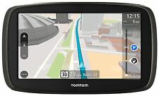 "TomTom GO 60S 6"" Portable Vehicle 3D GPS w/ Lifetime Maps & Traffic"