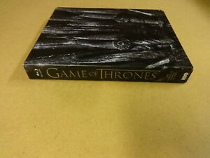 3-DISC BLU-RAY BOX  / GAMES OF THRONES -SEIZOEN 8 / SEASON 8