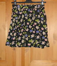 Topshop Floral Flippy, Full Skirts for Women