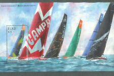 Ireland--Sailing Volvo Yacht race 2012 min sheet fine used