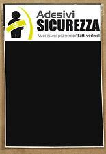 3M Schwarz Black Reflective Tape Reflexfolie 200mm x 300mm reflektierend 2 Stück