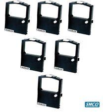 More details for 6 ribbons oki microline ml280 ml320 ml321 ml3320 ml3321 printer cassette by smco