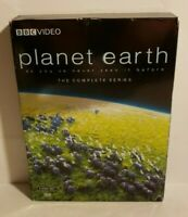 BBC Video Planet Earth: The Complete Collection - 5 Disc Set Pre-Owned