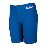 ARENA BAMBINO tinta unita blu reale Nuoto Jammers RAGAZZI Costume