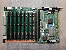 12598216 Bridgeport Ez Trak Motherboard Amp Backplane Board Kit For Bridgeport