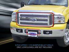 Fits 99-04 Ford Super duty F-250 F-350 Billet Grille Grille Grill