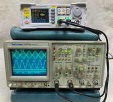 Tektronix 2465b 400 Mhz Analog 4 Channel Oscilloscope