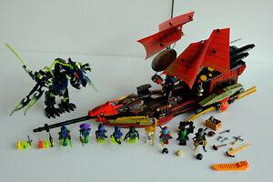 Lego Ninjago 70738 Der letzte Flug des Ninja-Flugseglers