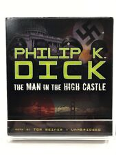 The Man in the High Castle by Philip K. Dick (2008, CD / CD, Unabridged) Rare