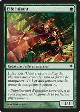 *MRM* FRENCH Elfe Luisant ( Glistener Elf ) MTG New Phyrexia