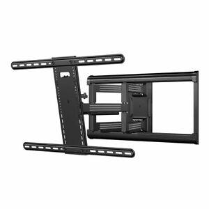 Large Full Motion Tilt And Swivel TV Holder Wall Mount For 37 To 90 Inch TVs