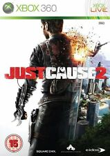 Just Cause 2 - Xbox 360 - UK/PAL