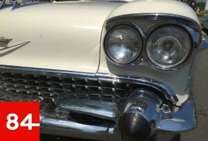 +Cadillac 60 Sixty Special Series 62 Scheinwerfer US EU Umrüstung E-Prüfzeichen+