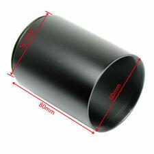 Riflescope Sunshade Aluminum Alloy Sun Shade Tupe Scope w/ 50mm Lens
