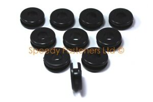 10x Rubber Fairing Grommet Yamaha  R1 R6 Grommets90480-13014-00 90480-13398-00