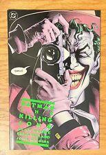 Batman, The Killing Joke, 1988, 9.8, Moore, Bolland, Higgins, Pristine copy