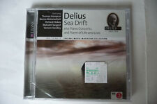 CD DELIUS SEA DRIFT. PIANO CONCERTO AND POEM OF LIFE AND LOVE VOL.20 N.9
