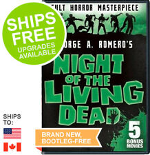 Night Of The Living Dead, Devil Bat, House Haunted Hill, White Zombie, Last Man