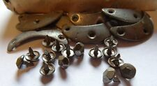 Original German WW 2 - 4 x  Iron Fittings & 12 Nails for Wehrmacht Boots