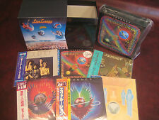 JOURNEY DEPARTURE 6 REPLICA JAPAN OBI CD LIMITED EDITION WITH RARE PROMO BOX