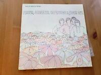 The Monkees PISCES, AQUARIUS, CAPRICORN AND JONES LTD. LP VINYL ALBUM
