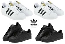 Details about BNWT RARE ADIDAS SUPERSTAR 80's LIMITED EDITION TRAINERS SIZE 6 UK BLACK & WHITE