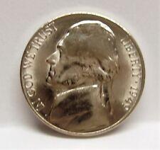 1949 S BU Jefferson Nickel Pulled From OBWRoll
