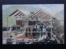 More details for elan valley king edward vll birmingham waterworks opening ceremony 1904 postcard