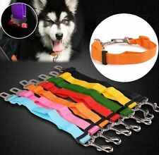 Pet Gar Vehicle Seat Belt Safety Seatbelt Garness Leash Dog Adjustable