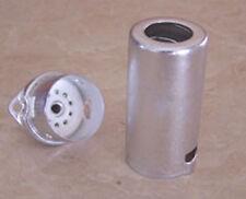 "9 pin Ceramic Tube Socket with Tube Shield 3/4"""