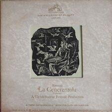DISCO 33 GIRI - ROSSINI - LA CENERENTOLA     (COFANETTO 2 LP)