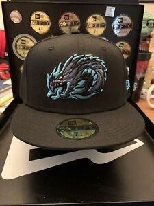 The Clink Room Exclusive Heaters 59Fifty Fitted Hat Black 7-1/2