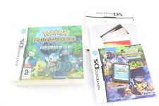Nintendo DS DSi Pokemon Mystery Dungeon Explorers Of Time Pal Game
