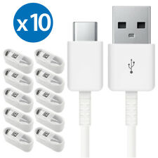 10x OEM Type-C Cable For Samsung Galaxy S8 S8 Plus Note 8 Fast Charger Data Sync