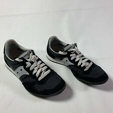 Saucony Women Bullet Athletic Running Sneaker Shoes Black Size 6.5 1943-37