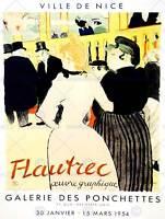 GALLERY TOULOUSE LAUTREC ARTIST FRANCE VILLE NICE ART PRINT POSTER BB7403