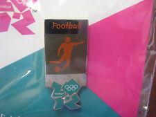 LOT of 35 PINS -London 2012 Olympics Pictogram Pin - Football (soccer)