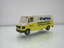 Herpa Plastic HO Car 1/87 Mercedes-Benz 207 D Transporter Bus Knipping