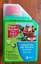 Bayer Garden Teflustar - Geoinsetticida granulare per la protezione di colture
