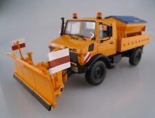 Unimog 1300 L Schneepflug  Minichamps  Limitiert auf 1.008 Stück 1:43  OVP  NEU