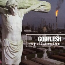 Godflesh-CANZONI of Love and Hate CD NUOVO