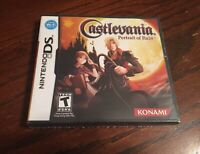 Castlevania: Portrait of Ruin ( Nintendo DS ) - New and Sealed