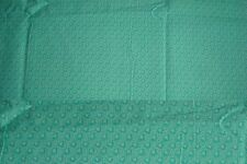 3 7/8 Yards Blue/Green Fabric